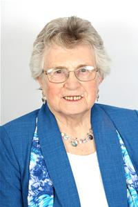 County Councillor Maureen Powell