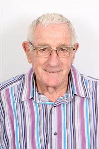 County Councillor Tony Easson