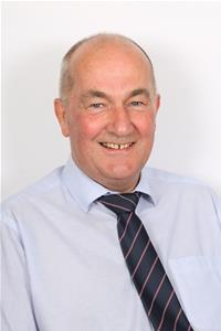 County Councillor Dave Jones