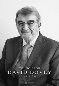 County Councillor David Dovey